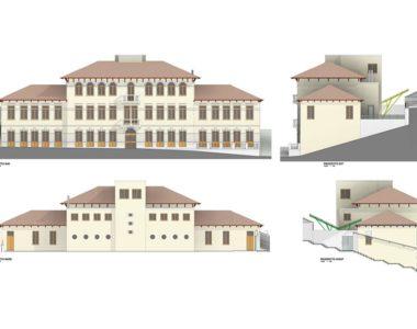 Riqualificazione energetica edificio pubblico