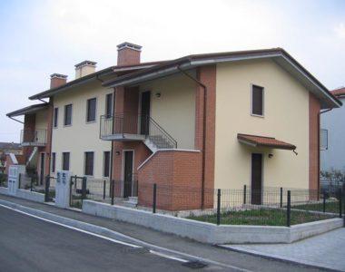 Edificio con 4 unità